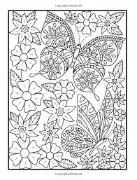 Beautiful Butterflies Coloring Book With Enchanting Butterfly Designs By Jade Summer
