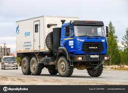 100 Ural Truck For Sale Novyy Urengoy Russia August 2018 Well Research 4320
