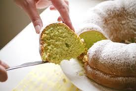 Recipe Box – Pistachio Bundt Cake