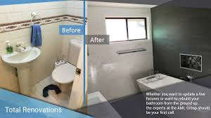 Regrouting Bathroom Tiles Sydney by Aml Group Bathroom Renovations U0026 Designs Oxley Park
