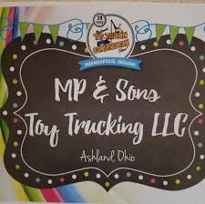 100 Toy Trucking MP SONS Toy Trucking