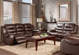 Brown Couch Living Room Design by Manual U0026 Power Reclining Living Room Sets With Sofas