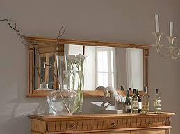 wandspiegel esszimmer spiegel florenz 155 x 70 cm pinie nordica massiv
