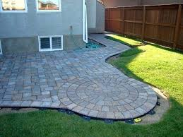 Limited Outdoor Flooring Over Grass Best Interlocking Patio S And Temporary Extraordinay