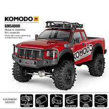 100 4wd Truck NEW Gmade Gma54000 Komodo Gs01 4Wd OffRoad Adventure Vehicle Kit