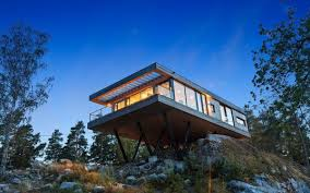 100 Sweden Houses For Sale Trigueiros Architectures Swedish Seaside House On Stilts