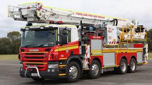 100 Tonka Mighty Motorized Fire Truck