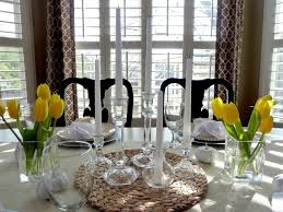 creative of modern dining room centerpieces with dining room table