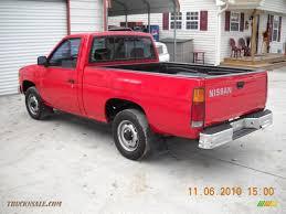 1991 Nissan Hardbody Truck Regular Cab In Aztec Red Photo #7 ...