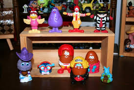 Mcdonalds Halloween Buckets 2012 by Goodwill Hunting 4 Geeks Happiest Mccollection Happy Meal Toys