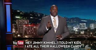 Jimmy Fallon I Ate Your Halloween Candy by Hey Jimmy Kimmel I Ate All My Kid U0027s Halloween Candy