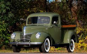 Six Classic American Pickup Trucks | ClassicCarWeekly.net