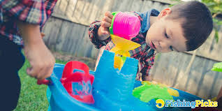 Step2 Rain Showers Splash Pond by 11 Of The Best Water Tables For Kids That Are Making A Splash