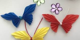 Easy Butterfly Paper Craft Tutorial You CAN Do