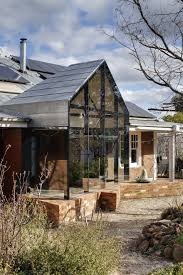 100 Glass Extention Modern Extension Upgrading Mud Brick House In Victoria