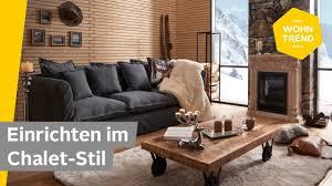 einrichten im chalet stil wohnzimmer rustikal einrichten roombeez powered by otto