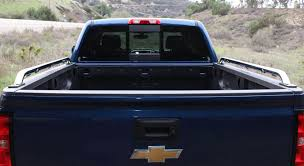 Diamond Plate Bed Rail Caps by Truck Bed Rail System Bicycle Secured To Pickup Truck Bed With
