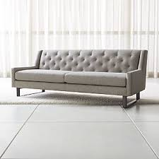 Crate And Barrel Verano Petite Sofa by New Furniture Crate And Barrel
