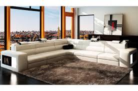 canape blanc noir canap mobilier privé