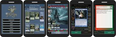 collectible card game headquarters view topic forge android