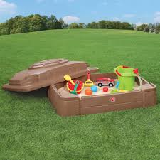Play & Store Sandbox   Kids Sand & Water Play   Step2 Decorating Kids Outdoor Play Using Sandboxes For Backyard Houseography Diy Sandbox Fort Customizing A Playset For Frame It All A The Making It Lovely Ana White Modified With Built In Seat Projects Playhouse Walmartcom Amazoncom Outward Joey Canopy Toys Games Lid Benches Stately Kitsch Activity Bring Beach To Your Backyard This Fun Espresso Unique Sandboxes Backyard Toys Review Kidkraft Youtube