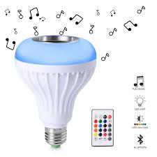 ledgle e27 led light bulbs rgb smart light bulb dimmable