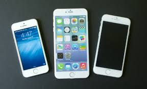 iPhone 6 vs iPhone 5s 4 4 7 & 5 5 inch