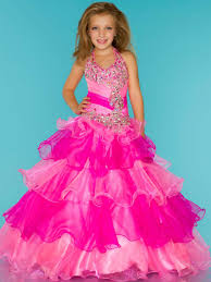 pink dresses for girls dresses pinterest pageants girls and