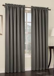 S Lichtenberg – Madison Room Darkening Rod Pocket Panel – Plum