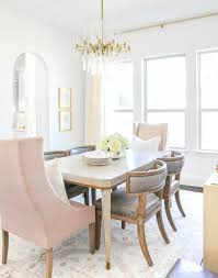 Elegant Dining Room Reveal - Transitional + Stylish - Decor ...