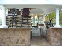 Covered Patio Bar Ideas by Custom Outdoor Bar Covers