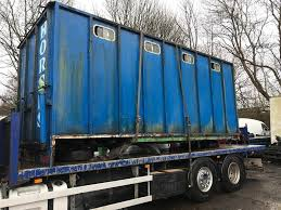"""Horse Box Body For Sale 18""""ft For 7.5 Ton Truck £800 