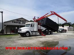 100 Tandem Truck 2009 Freightliner Columbia 120 Axle Dump Detroit
