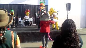 Halloween Club La Mirada Ca by Radioactive Chicken Heads