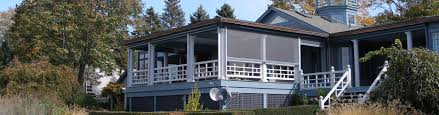 Outdoor Shades For Patio by Retractable Patio Shades Solar Screens Palm Beach