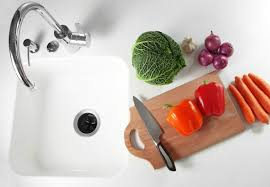 Garbage Disposal Backing Up Into 2nd Sink by How To Clean A Garbage Disposal Bob Vila