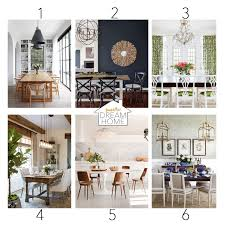 SwatchPop Dream Home Dining Room