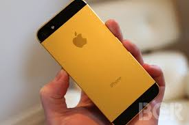 Solid report claims iPhone 5S will be available in gold new 128GB
