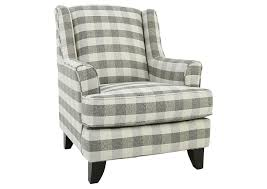 Ivan Smith TARA BERBER CHECKERED ACCENT CHAIR Black And White Buffalo Checkered Accent Chair Home Sweet Gdf Studio Arador White Plaid Fabric Club Chair Plaid Chairs Living Room Jobmailer Zelma Accent Colour Options Farmhouse Chairs Birch Lane Traemore Checker Print Blue By Benchcraft At Value City Fniture Master Wingback Wing Upholstered In Tartan Contemporary Craftmaster Becker World Iolifeco Dorel Living Da8129 Middlebury Checkered Pattern