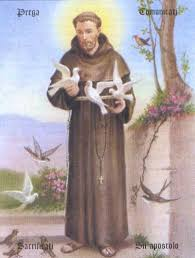 miracles of the saints miracles with dogs birds other animals