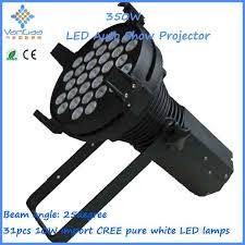 Led Car Exhibition Stage Lighting 31 10w Led Par Can Light With