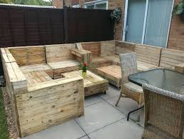 Pallet Wood Patio Chair Plans by Patio Ideas Table Made With Pallets Wooden Pallet Patio Patio