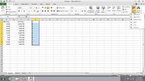 How To Delete Every Other Row In Excel YouTube