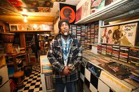 wax off bed stuy s beloved israel s record shop closing after 20