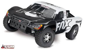 Traxxas Slash 4x4 Short Course RTR Truck With TSM And FOX Body Traxxas Rustler 110 Rtr 2wd Electric Stadium Truck Rock N Roll W White Tra370541wht 370764rnrs Vxl Brushless Xl5 Battery And Nitro 25 With Tsm Blue Tra370541blue 4wd Scale Rc Car Wikipedia Traxxas Rustler Blue Brushed Tq 24