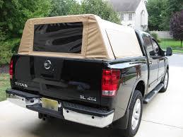 100 Canvas Truck Cap Homemade Bed Topper Mod Nissan Titan Forum