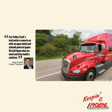 99 Roehl Trucking School Greg Koepel Our Vice President Of Transport Inc