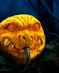 Dinosaur Pumpkin Carving Designs by Calendar Field Station Dinosaurs
