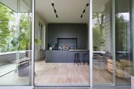 epochale küche in hamburger villa die perfekte symmetrie