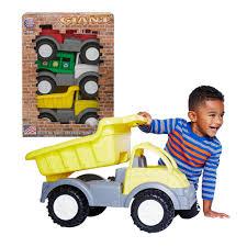 100 Trucks For Toddlers Ground Breakerz 3 Pack Walmartcom